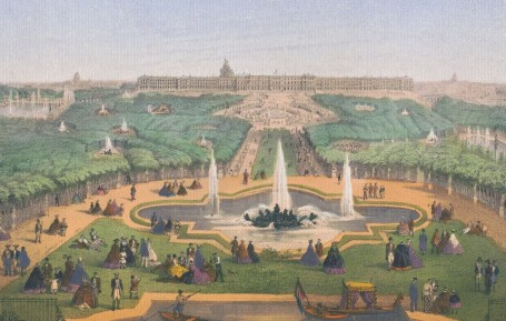 Paris Wall Art - VERSAILLES CHATEAU